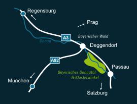 Anfahrt & Lage