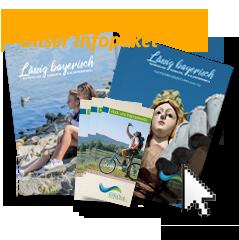 Infopaket Bayerisches Donautal & Klosterwinkel
