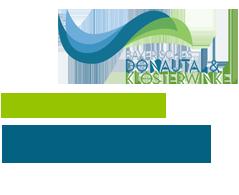 Logo Bayerisches Donautal & Klosterwinkel