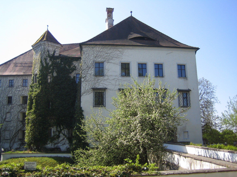 Bild 031 Schloss - Portal